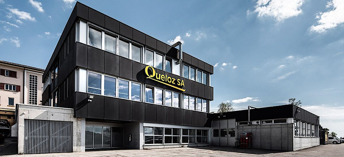 The company Queloz SA in Saignelégier